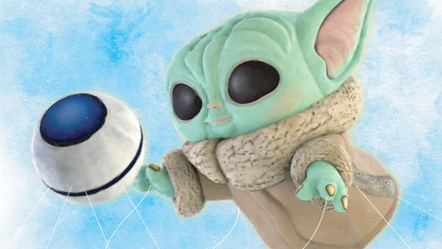 The First Star Wars Balloon at the Macy s Parade Is Somehow a Funko Pop