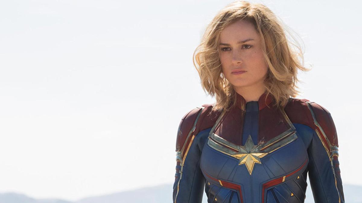 gizmodo.com - James Whitbrook - Captain Marvel First Trailer: Brie Larson Shines Bright as Hero