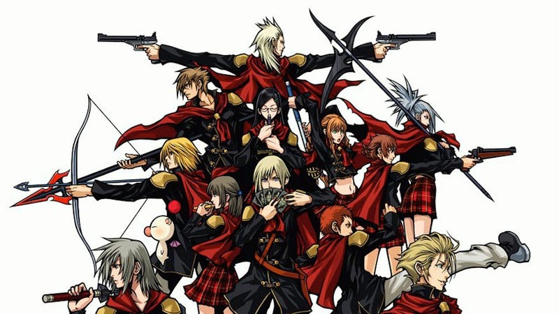 Illustration for article titled Square Enix Promises To Explain What's Up With Final Fantasy Type-0