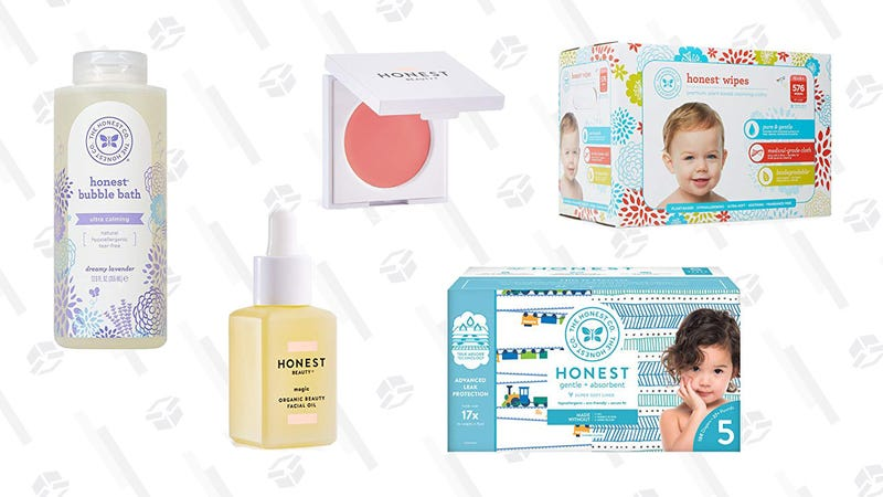 The Honest Company Gold Box | Amazon