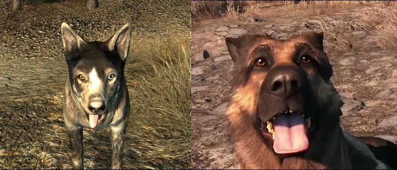 Illustration for article titled Fallout 3 vs Fallout 4: así evoluciona un juego en 7 años de desarrollo