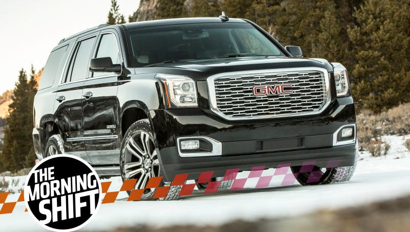 Illustration for article titled America Finally Beat The German Automakers WithMassive Luxury Trucks And SUVs