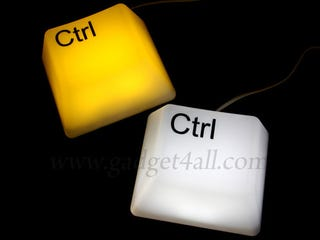 Illustration for article titled CTRL and Shift Button Lights Are a Shortcut To Escaping The Boogieman