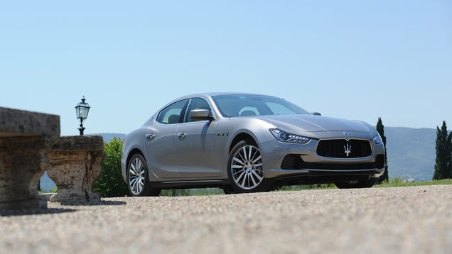 maserati ghibli super bowl ad missed one thing the car is 67 000. Black Bedroom Furniture Sets. Home Design Ideas