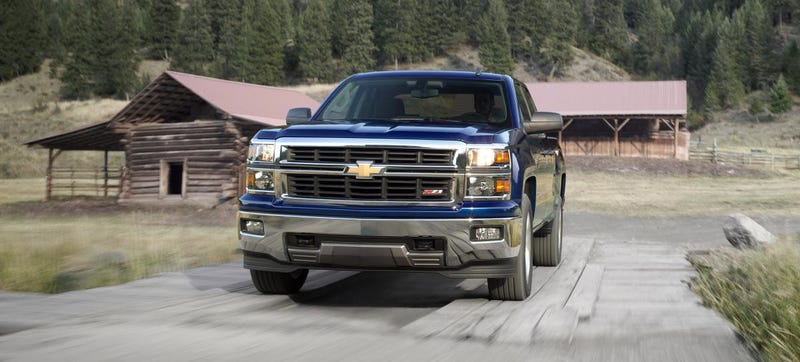 Illustration for article titled How The 2014 Chevy Silverado Is The Cheapest New Truck To Own