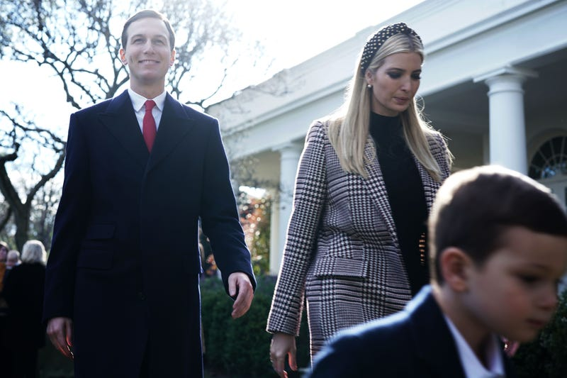 Illustration for article titled Trump Tried to 'Get Rid' of Ivanka and Jared Kushner: Report