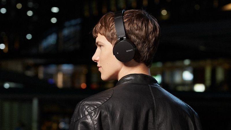 Auriculares Sony MDRXB650BT/B con Bluetooth, $68