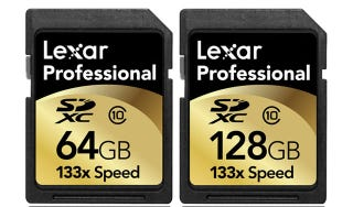 Illustration for article titled So SDXC Cards Go to 128GB Now