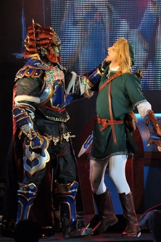 Illustration for article titled Italy, You Are Cosplay Champions