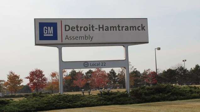 A Part of Detroit Was Destroyed in the 1980s So GM Could Build a Plant It Might Close Now