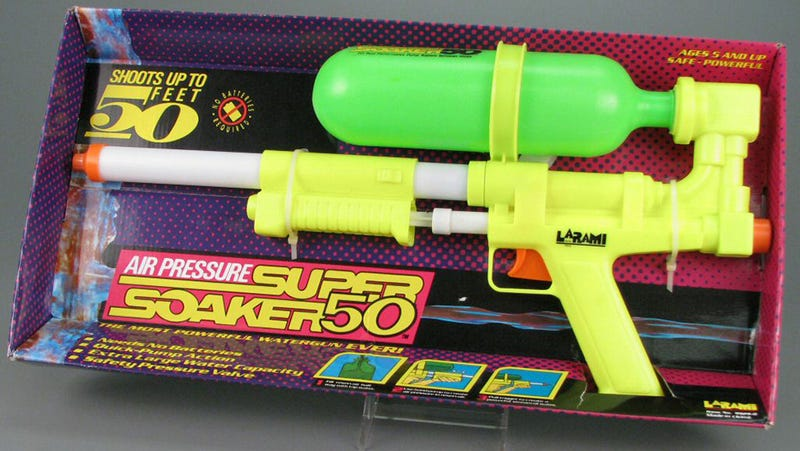 Illustration for article titled The Super Soaker Was Invented by a Former NASA Engineer