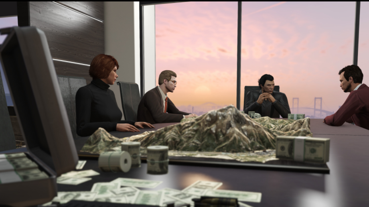 The Debate Over Cheating In Grand Theft Auto Online, Waged