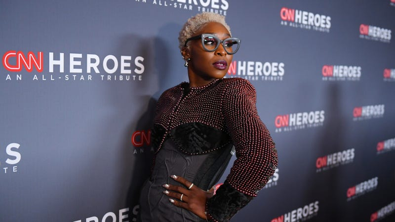 Cynthia Erivo attends the 12th Annual CNN Heroes: An All-Star Tribute on December 9, 2018 in New York City.