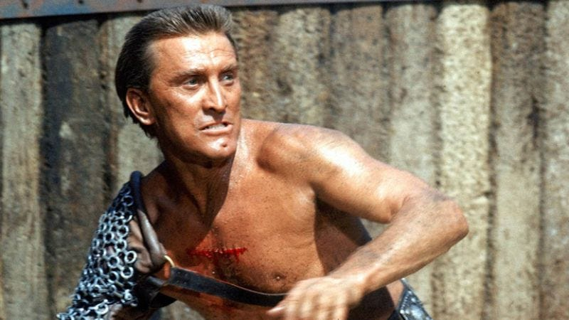 Illustration for article titled People preemptively posted Kirk Douglas' obituary