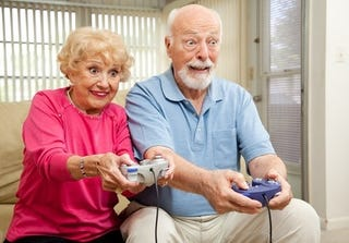 Illustration for article titled How Video Games May Keep Grandpa Out Of A Car Crash