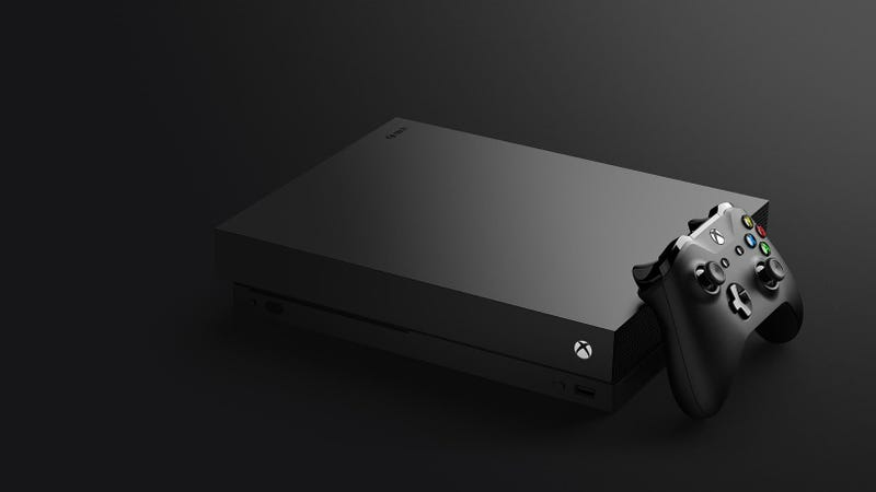 Illustration for article titled Take A Look At The Xbox One X