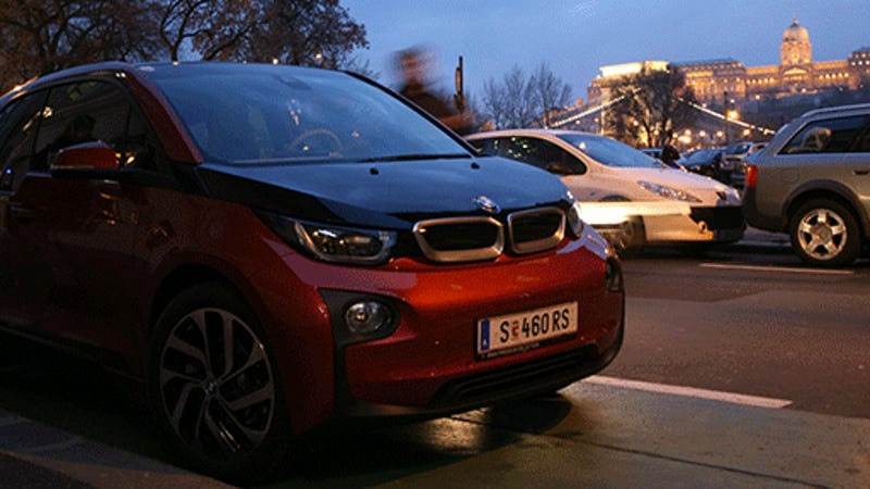the electric bmw i3 is the cheapest exotic car you can buy. Black Bedroom Furniture Sets. Home Design Ideas