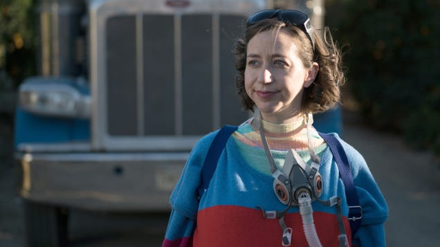 "Kristen Schaal to take over ""messenger from the future"" duties on Bill And Ted Face The Music"