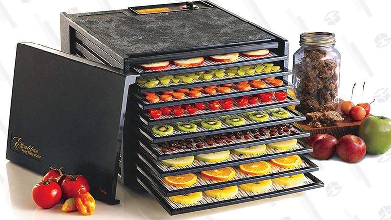 Deshidratador de comida Excalibur   $175   AmazonGráfico: Shep McAllister