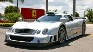 Illustration for article titled CLK GTR Is The Ultra-Rare Super Car Mercedes Had To Build