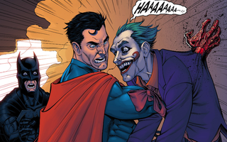 Illustration for article titled Injustice reveals what happens when Superman lets himself kill