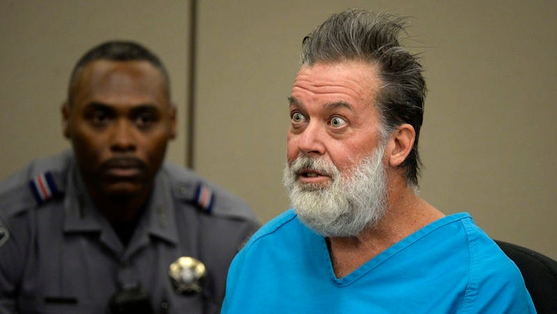 Illustration for article titled Planned Parenthood Shooter Dreamed of 'Aborted Fetuses at the Gates of Heaven'