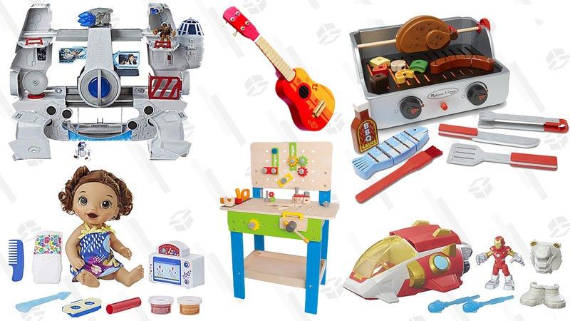 Preschool Toys at Amazon