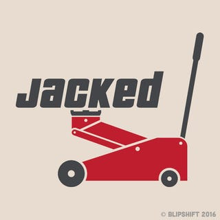 Illustration for article titled New Shirt: Jacked