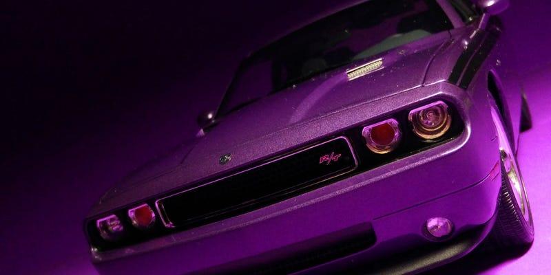 Illustration for article titled Dodge Challenger R/T, by Highway 61 (Ertl)