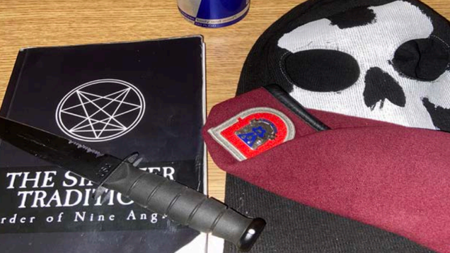 U.S. Army Soldier Charged With Plotting to Attack His Own Unit With Neo-Nazi Satanists
