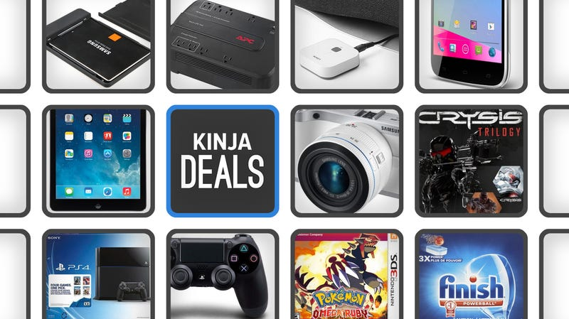 Illustration for article titled The Best Deals for February 26, 2015