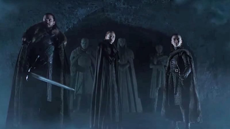 Illustration for article titled Primer tráiler de la octava temporada de Game of Thrones: quedan 90 días para el principio del fin