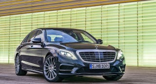 Illustration for article titled Mercedes To Release Extra Long S-Class, Probably Will Be Called Maybach