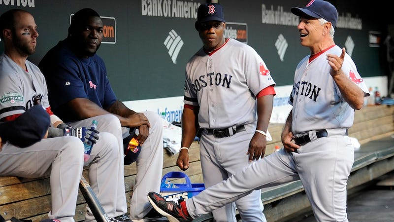 Illustration for article titled David Ortiz Wonders If Bobby Valentine Has Mental Issues