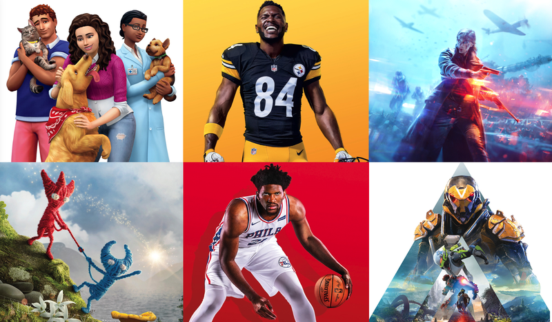 EA's Gaming Subscription Comes To PS4 In July