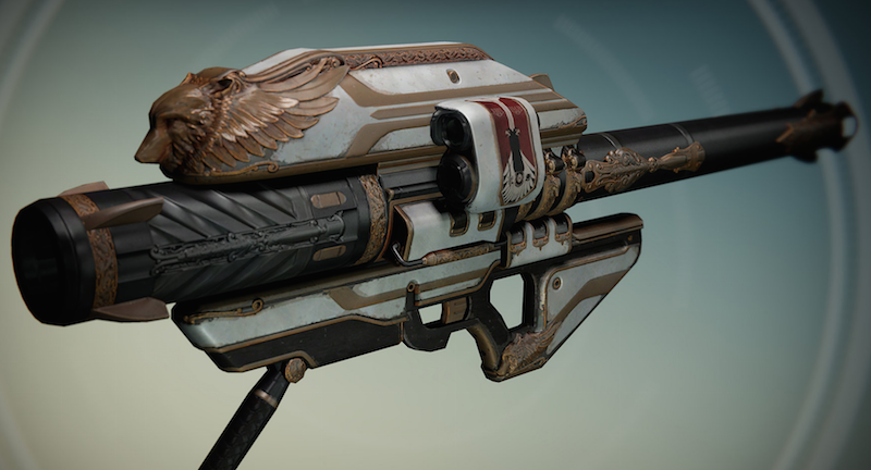 Illustration for article titled Holy Shit, Xur Is Selling Gjallarhorn