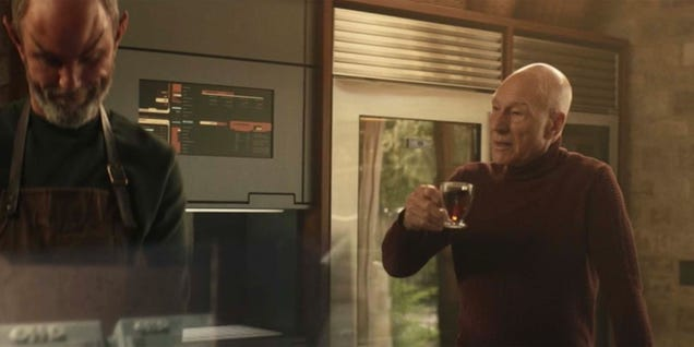 I Have Some Concerns About Captain Picard s Replicator