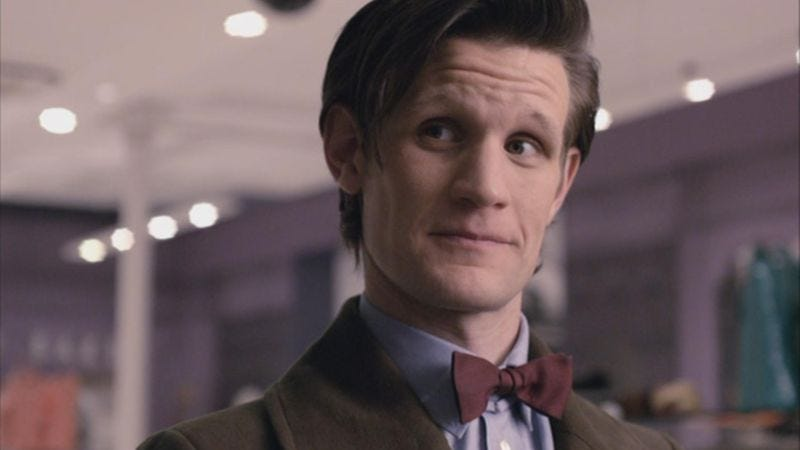 Illustration for article titled Doctor Who's Matt Smith joins the new Terminator movie