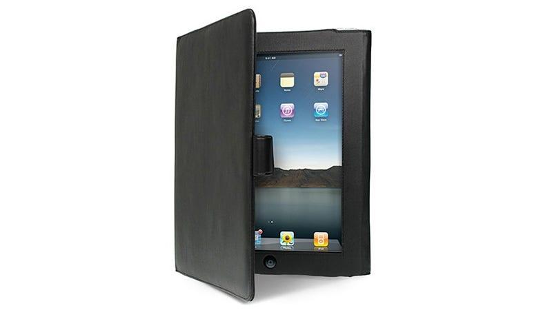 Illustration for article titled Bulletproof iPad Case Still Won't Stop the Tablet's Biggest Threat: Fingerprints