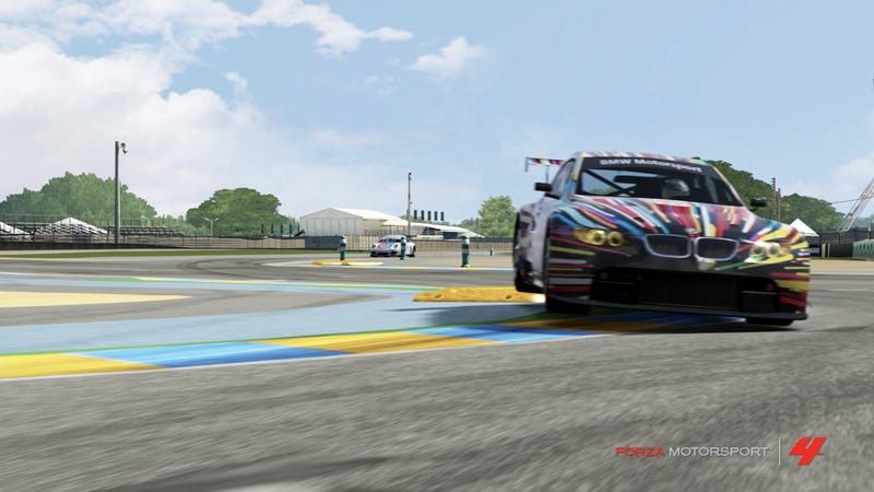 Illustration for article titled One Hour Until The Fourza 2.4 Hours Of Le Mans