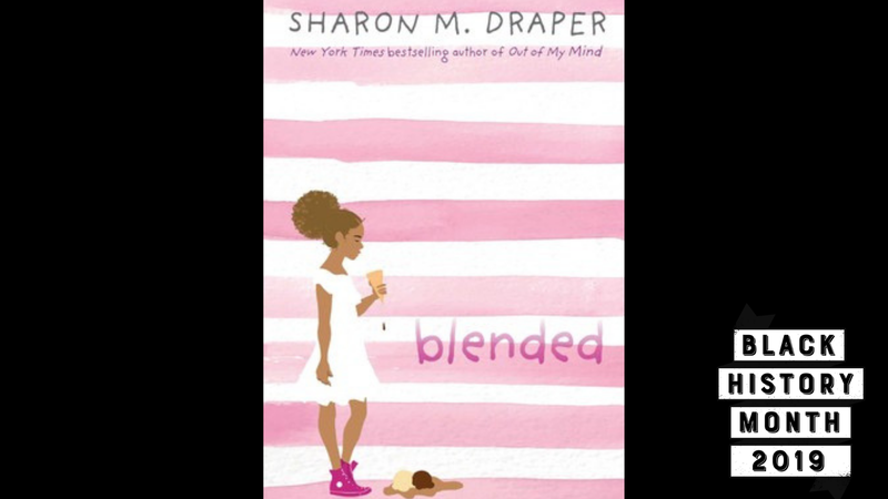 Illustration for article titled 28 Days of Literary Blackness With VSB | Day 21: Blended by Sharon M. Draper