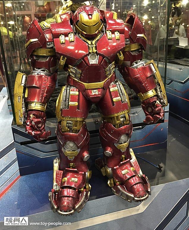 dragon  Iron Man HulkBuster (AoU) monté  Figurines
