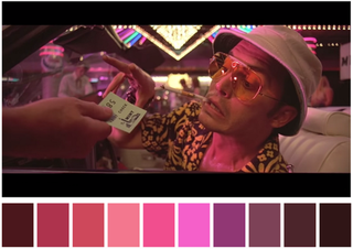 See Your Favorite Movies Broken Down Into Just Their Color Palettes