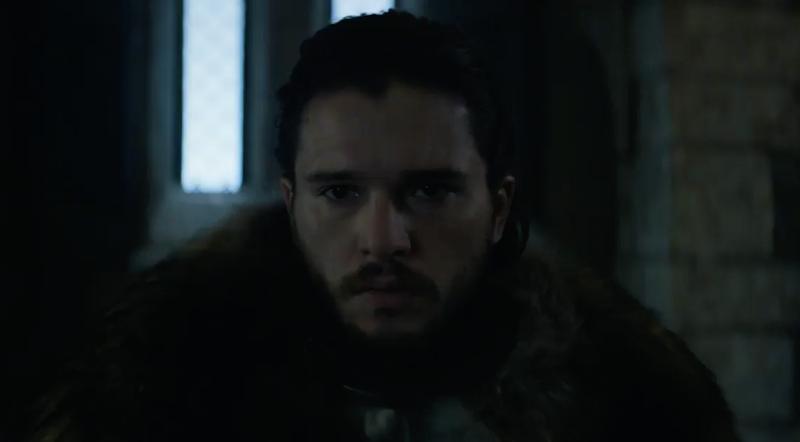 Illustration for article titled Jon Snow? More Like Jon FuegoAMIRITE?