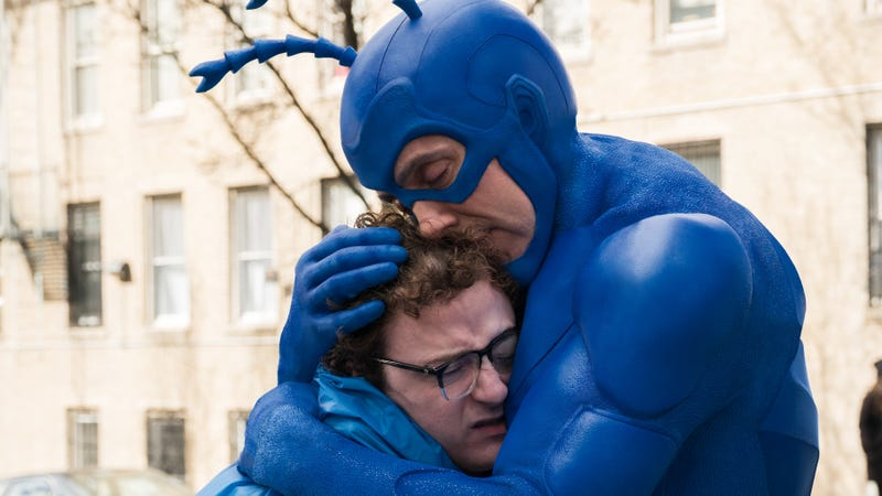 Illustration for article titled Amazon's The Tick canceled after two seasons of wacky, heartfelt adventure