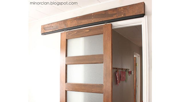 Add An Inexpensive Sliding Door To Your Home