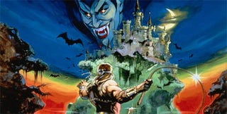 Illustration for article titled Konami Whips Up Castlevania Judgment, An Online 3D Fighter For Wii