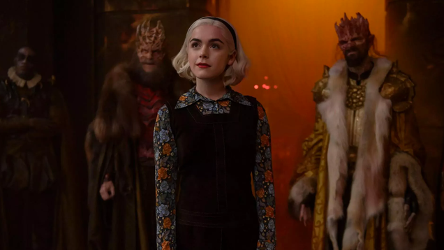 Chilling Adventures of Sabrina s Showrunner Sheds Some Light on Those Last-Minute Twists