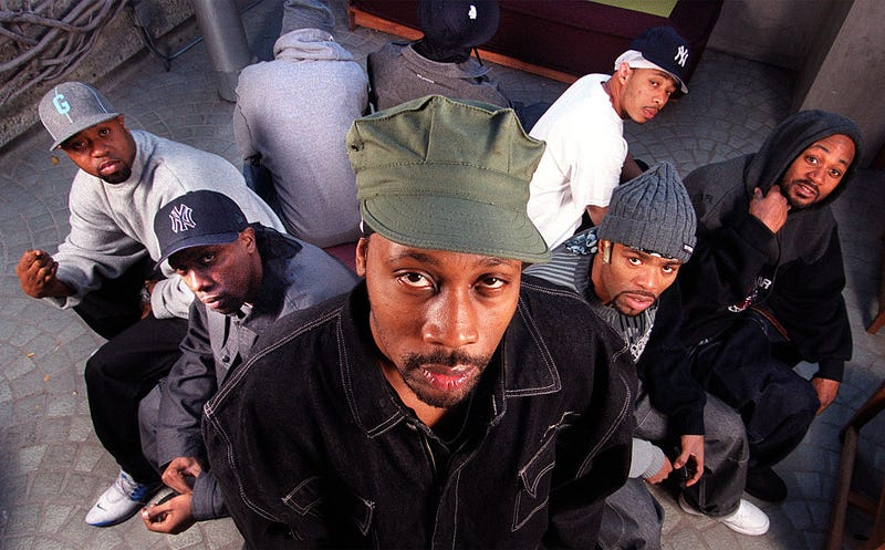Wu-Tang Clan (Photo: Ken Hively/Getty Images)