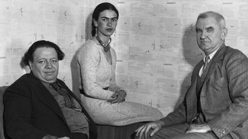 Expertos en México han encontrado lo que podría ser una grabación de la voz de Frida Kahlo